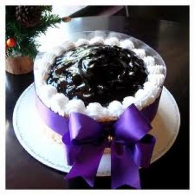 1 kg blue berry cake