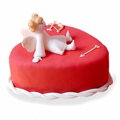 Cupid Love Cake
