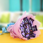 Cadbury Dairy Milk Chocolates Bouquet