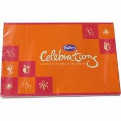 Assorted Cadbury Celebrations 139 gms