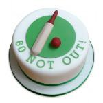 60 Not Out Designer Cake