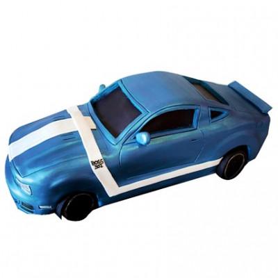 Boss Car Cake