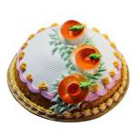 Butterscotch Mountain Cake
