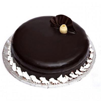Dark Chocolate Cake Five Star Bakery