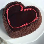 Fabulous Heart Cake