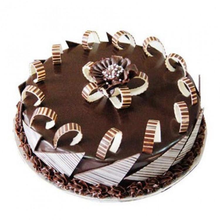 Chocolate Galore Cake