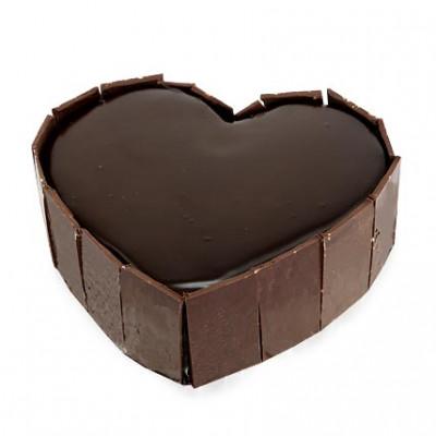 Cute Heart Shape Cake