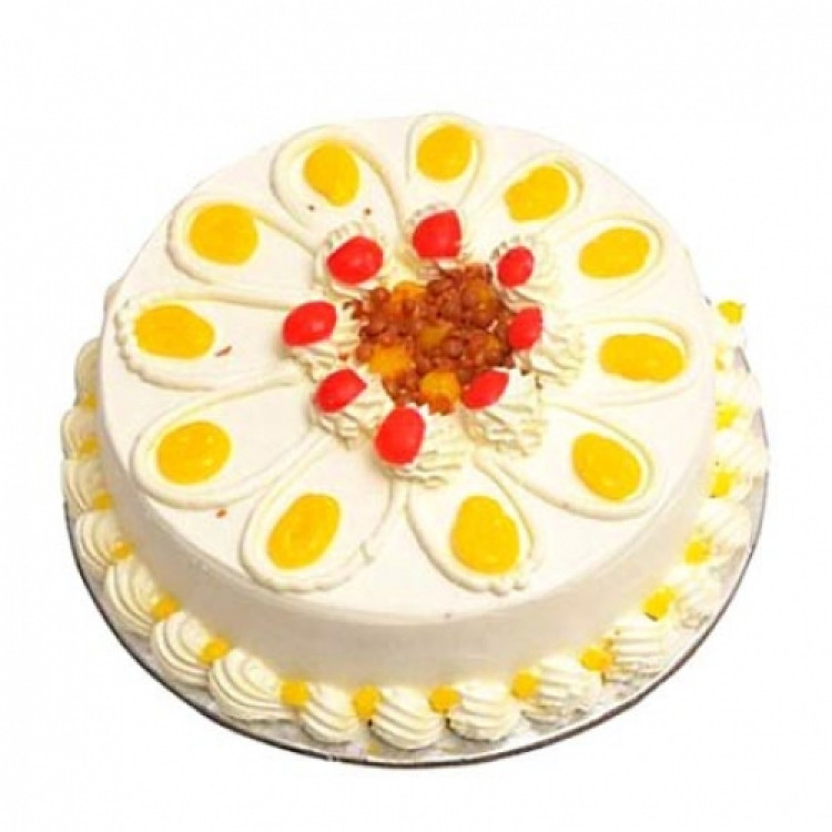 Fabulous Butterscotch Cake
