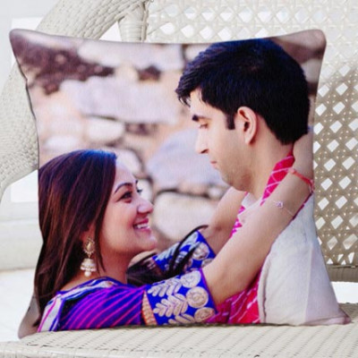 Personalize Photo Cushion