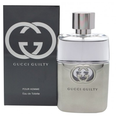 Extraordinary Women Gucci Guilty Black Pour Homme 47 ml. Perfume
