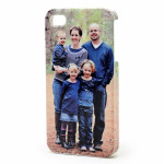 Happy Moments Personalized iPhone Case