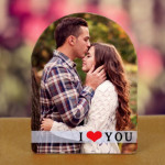 Lots Of Love Personalized Plaque