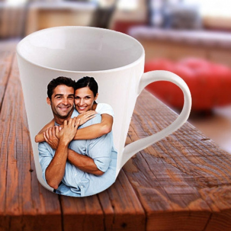 Personalized Ceramic Photo Mug