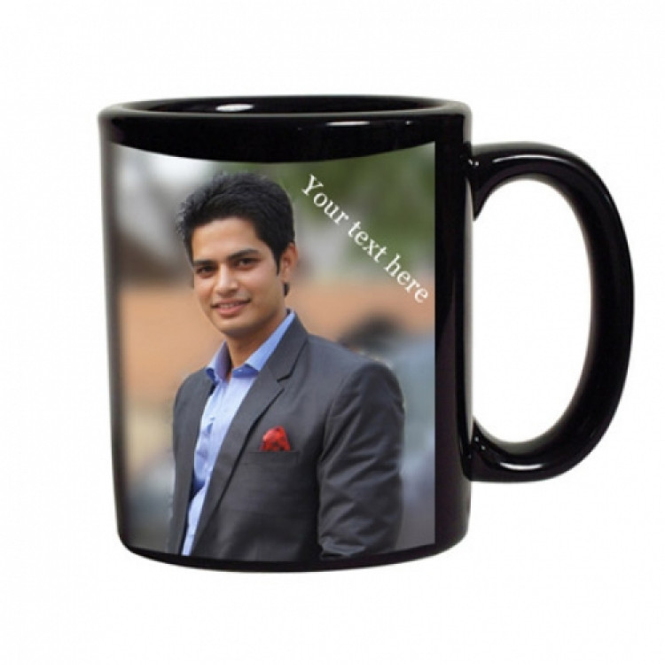 Personalised Express Yourself Mug