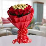 Premium Rocher Bouquet
