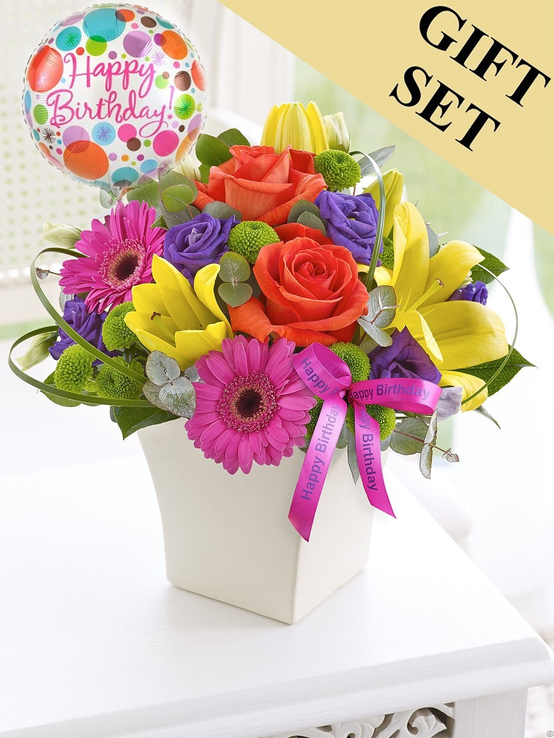 5 Reasons Why Flower Gifts Are The Best