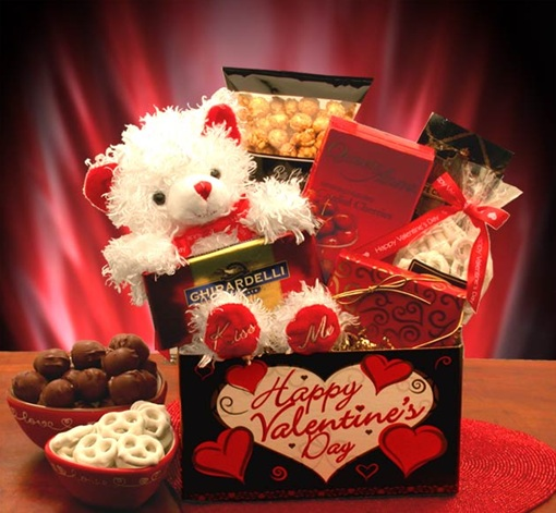 Adorable Valentine Gift Baskets Best Way To Express Your Feelings