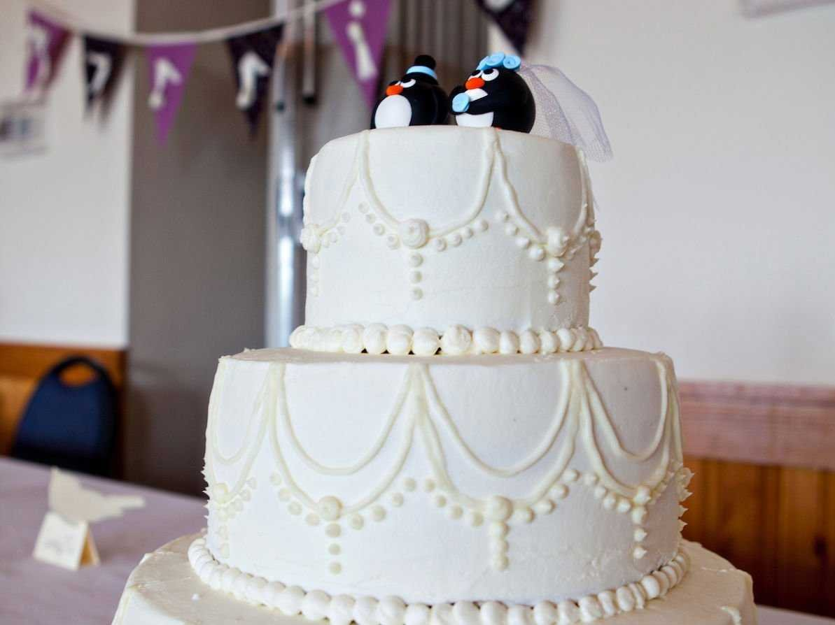 Tips for purchasing the perfect cake for your wedding